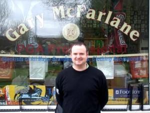 Gary McFarlane